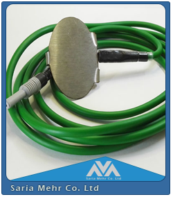 EMG Grounding Plate Electrode